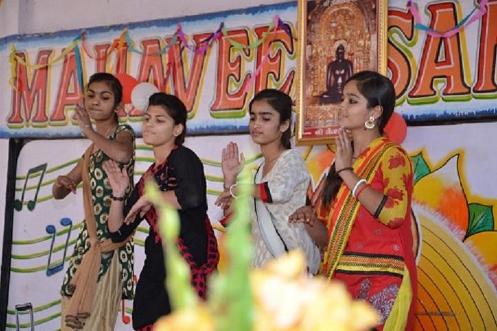Mahaveer Public School-Dance