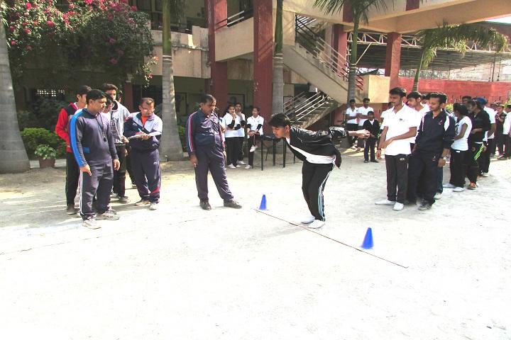 Mahaveer Public School-Game