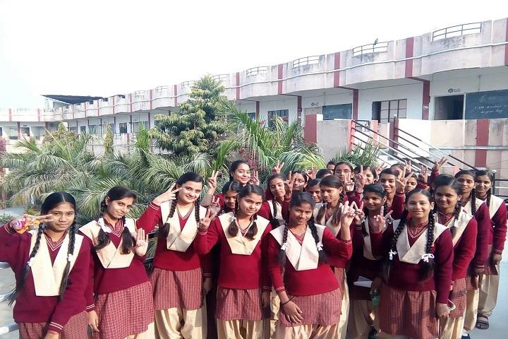 Mahaveer Public School-Group Photo