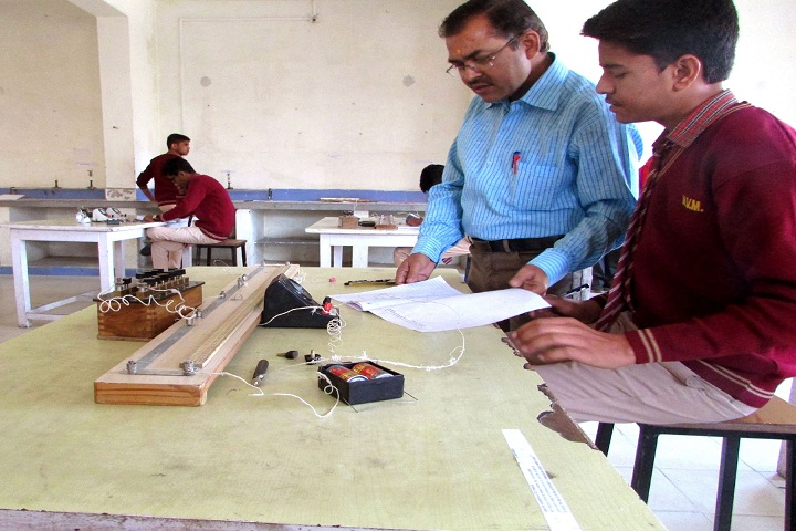 Mahaveer Public School-Physics Lab