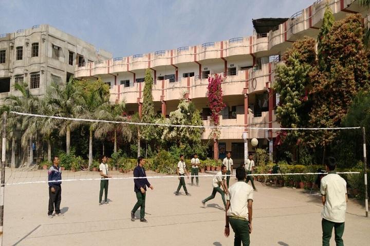 Mahaveer Public School-Play Ground