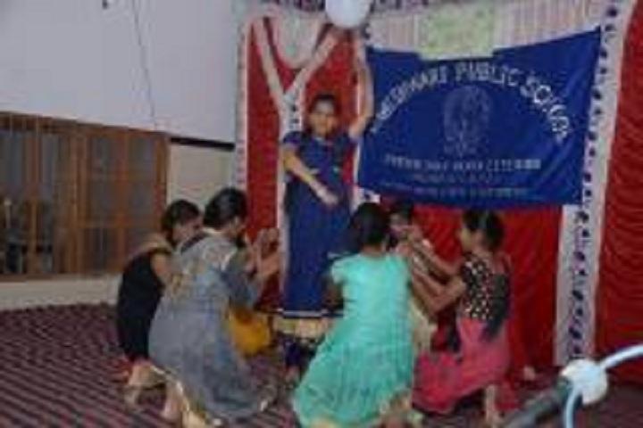 Maheshwari Public School-Dances