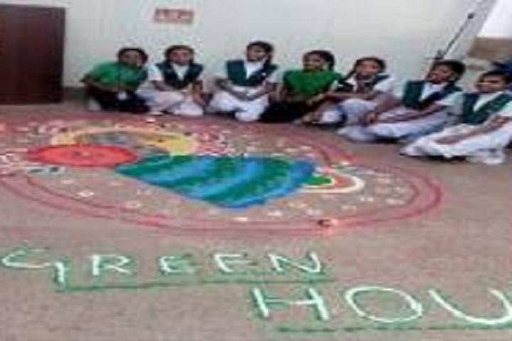 Maheshwari Public School-Green house