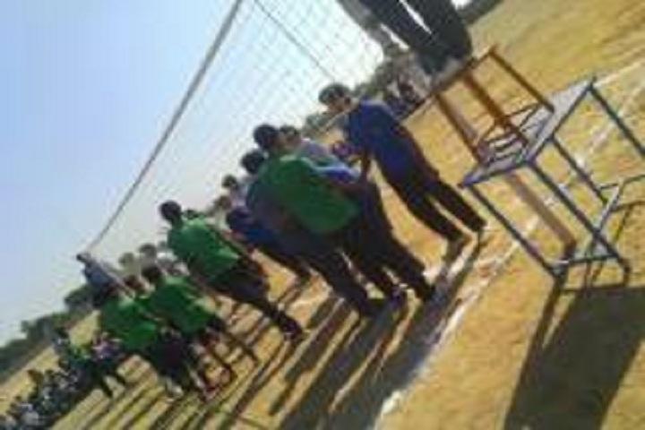 Maheshwari Public School-Playground
