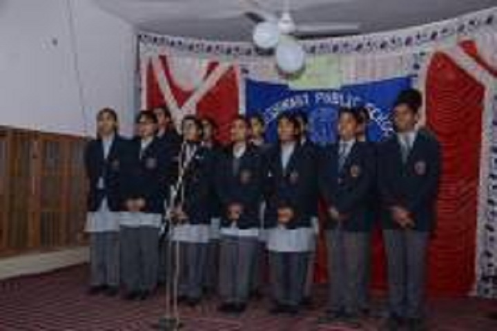 Maheshwari Public School-Singing