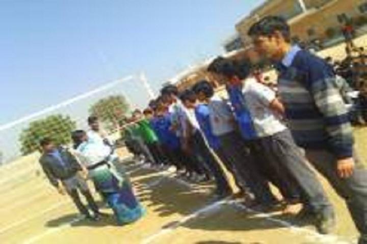 Maheshwari Public School-Sports