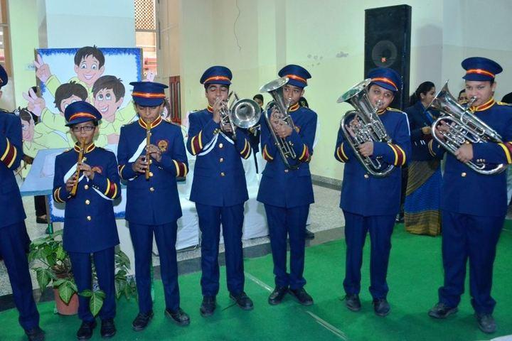 Maheshwari Public School-Band