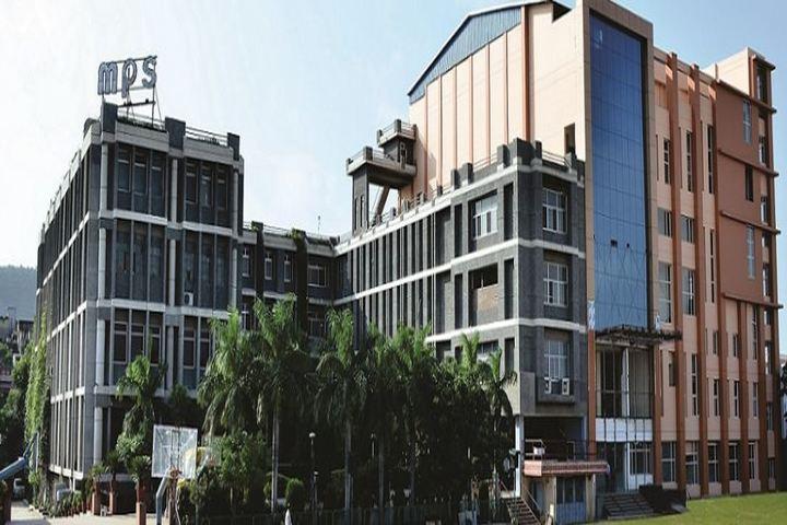 Maheshwari Public School-Campus View