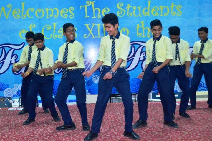 Maheshwari Public School-Dance