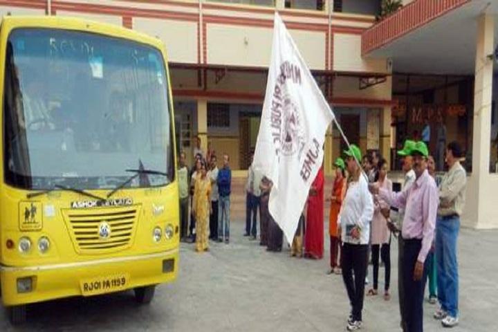Maheshwari Public School-Bus
