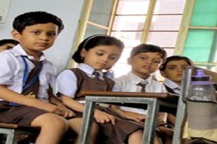 Maheshwari Public School-Classroom