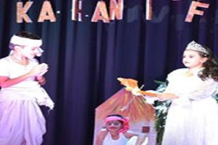 Maheshwari Public School-Drama