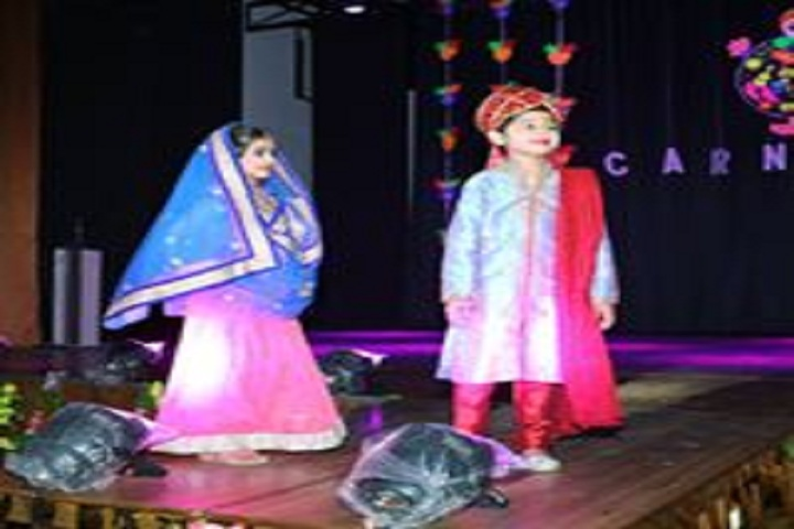 Maheshwari Public School-Fancy Dress