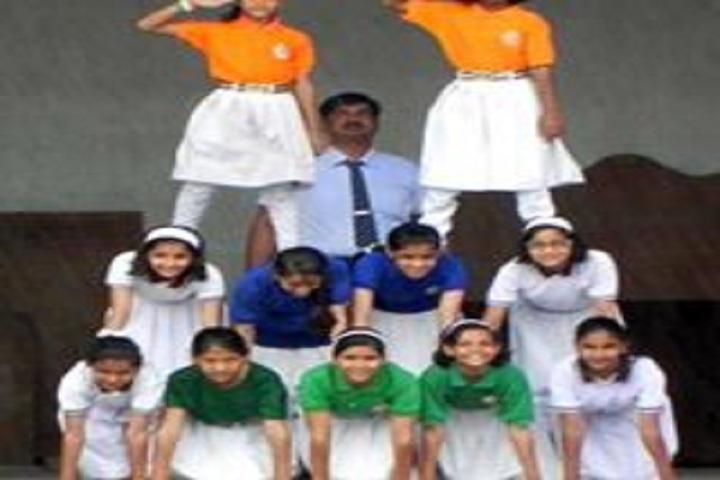 Maheshwari Public School-Independence Day