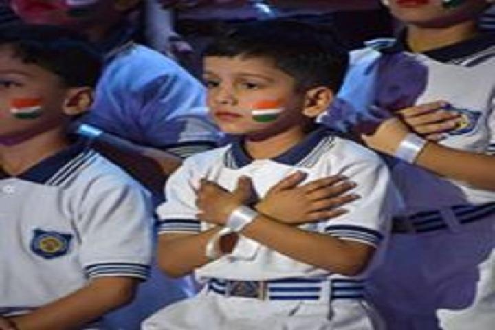 Maheshwari Public School-Republic Day