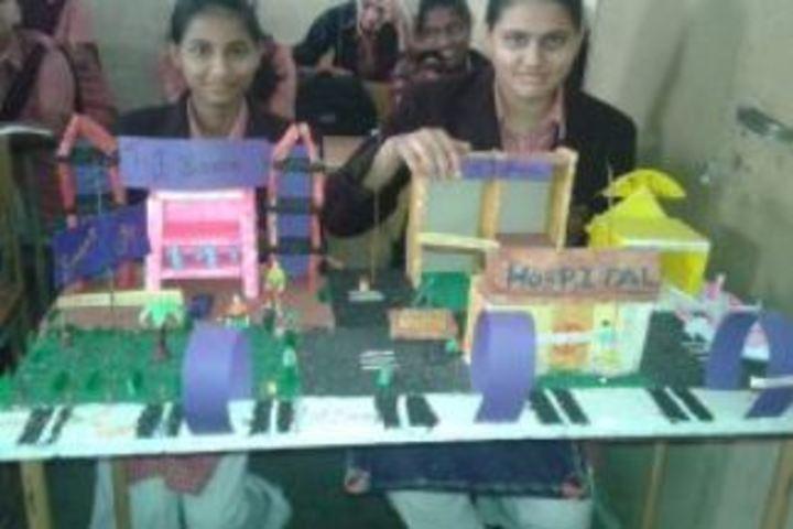 Mahila Ashram Public School-Arts
