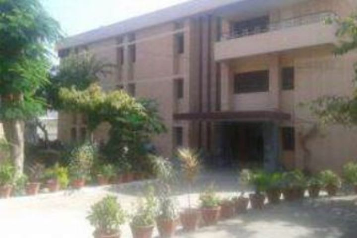 Mahila Ashram Public School-Hostel