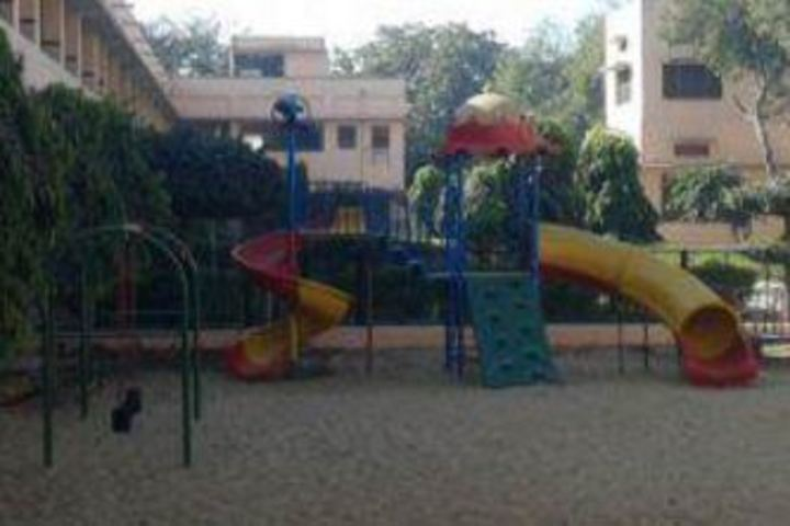 Mahila Ashram Public School-Play Area