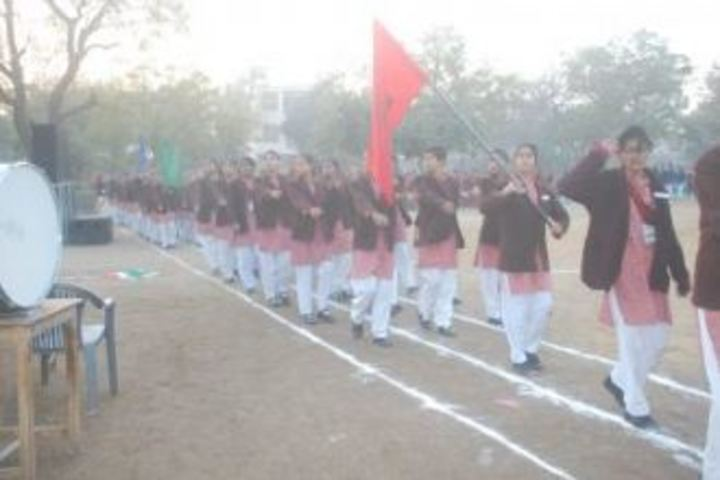 Mahila Ashram Public School-Republic Day