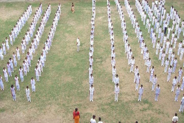 Keshav Saraswati Vidya Mandir-Assembly