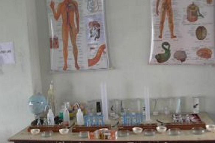 Manu Public School-Biology lab