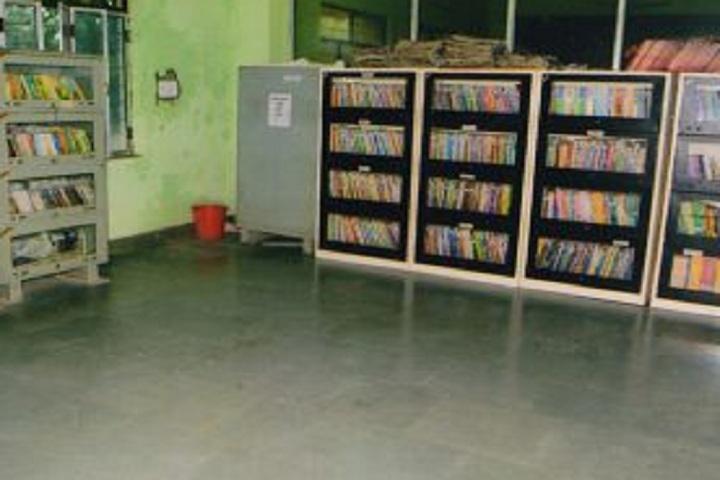 Manu Public School-Librayer