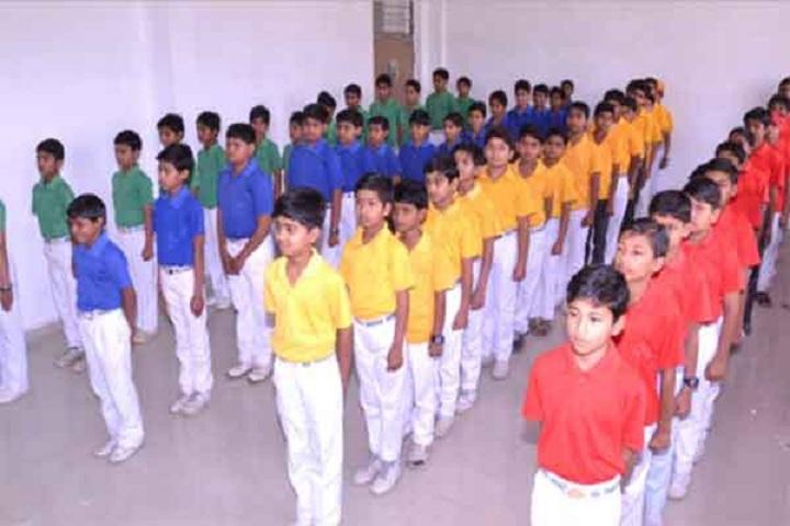 Manu Public School-Sports day