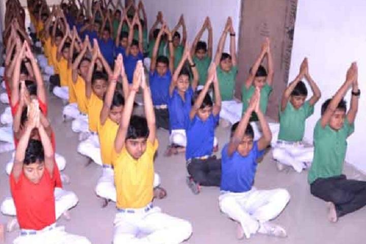Manu Public School-Yoga