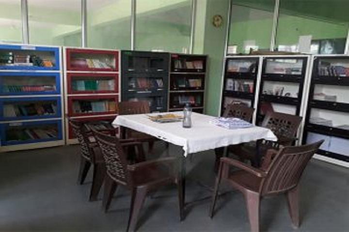 Manu Public School-Library