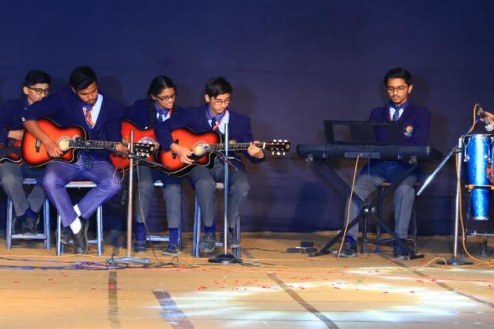 Mascot The School-Music