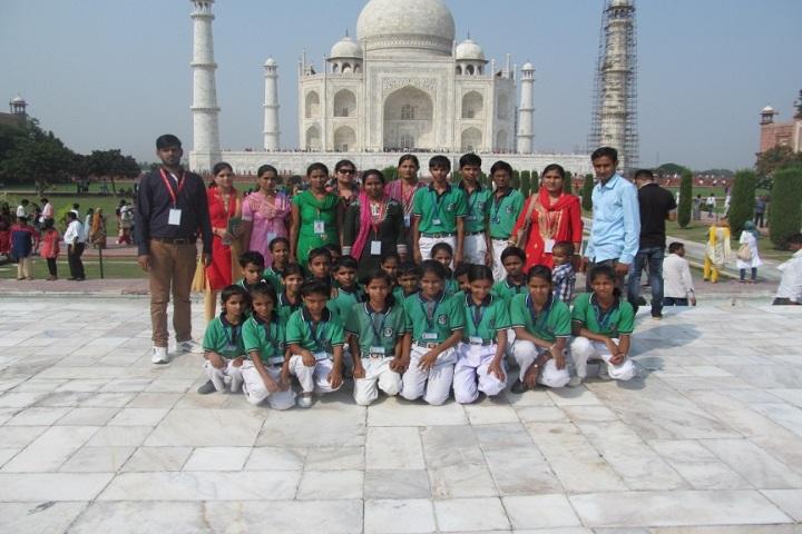Master Meer Singh Memorial School-Agra trip