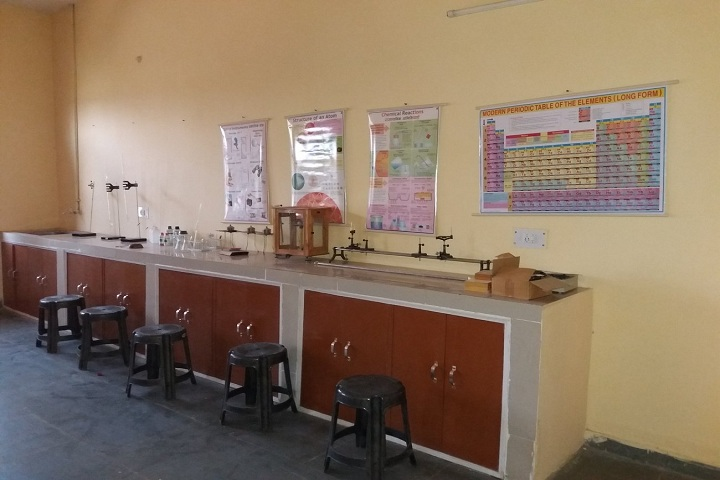 Master Meer Singh Memorial School-Physics lab