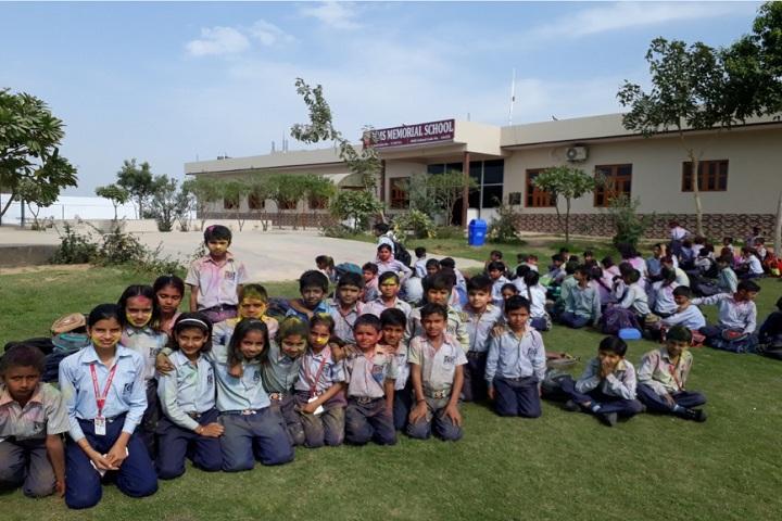 Master Meer Singh Memorial School-Holi Celebrations