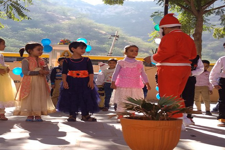 Mata Shravani International School-Christmas celebrations
