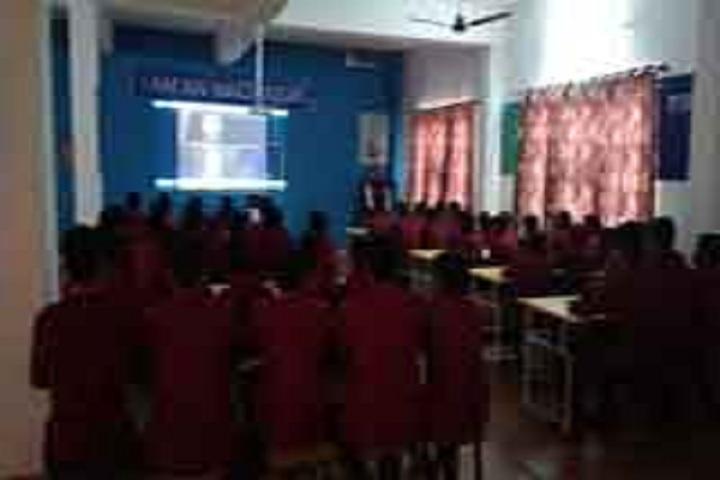 Mata Shravani International School-Classroom