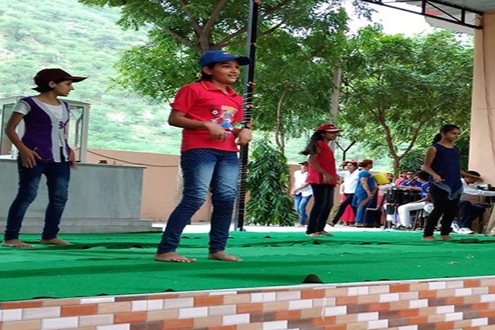 Mata Shravani International School-Dances
