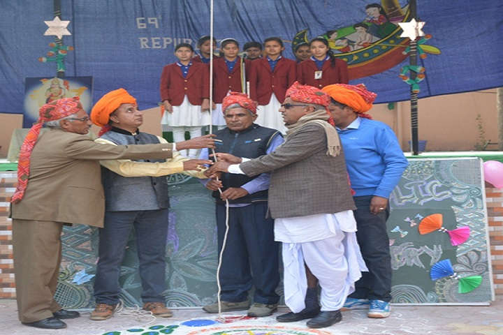 Mata Shravani International School-Independences day