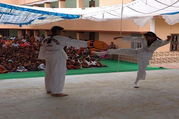 Mata Shravani International School-Karate