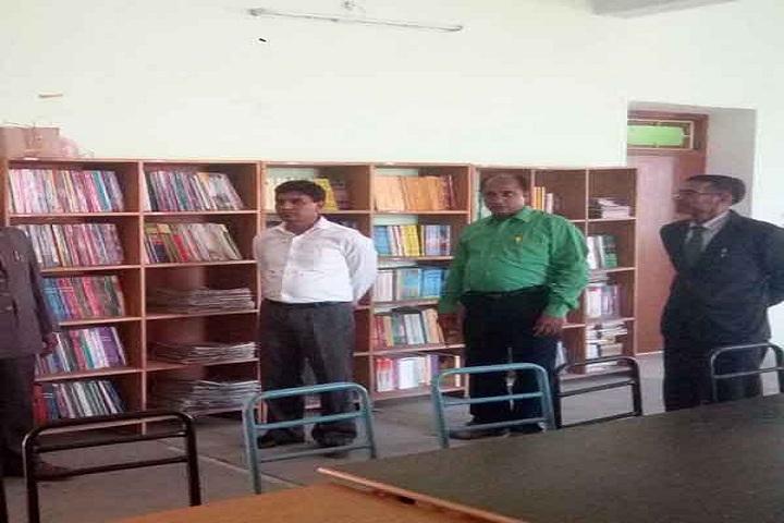 Mata Shravani International School-Librayer