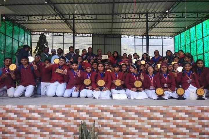 Mata Shravani International School-Prizes