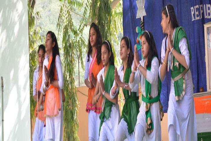 Mata Shravani International School-Republic day