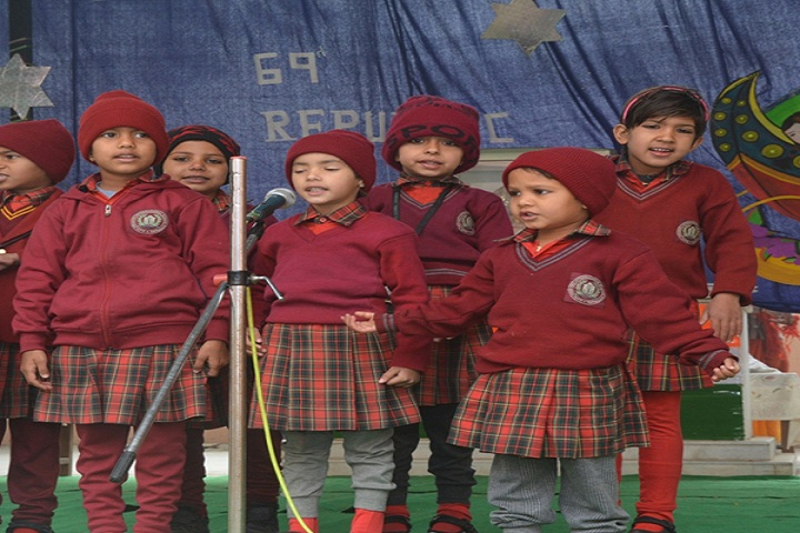 Mata Shravani International School-Singing