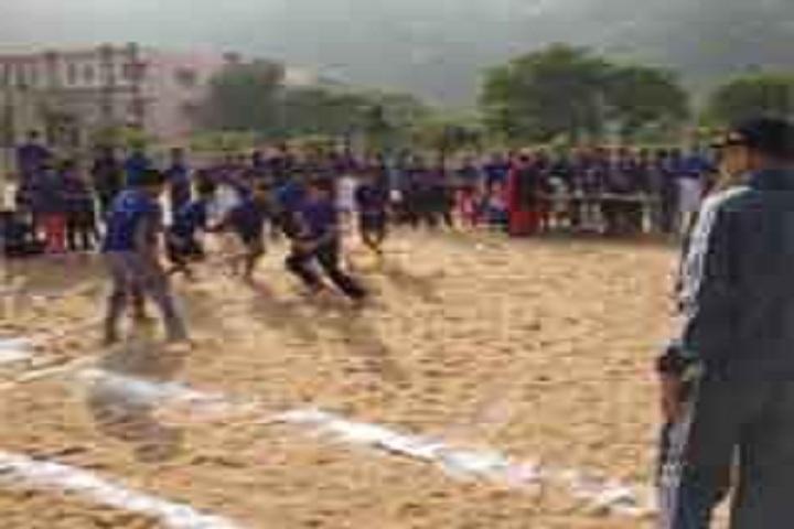 Mata Shravani International School-Sports