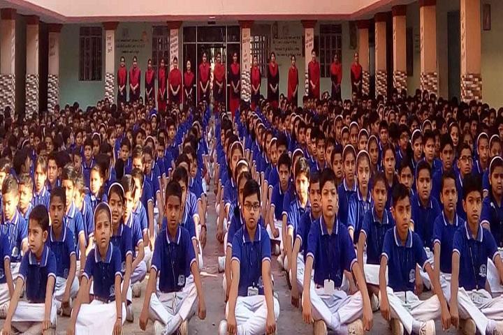 Mata Shravani International School-Yoga