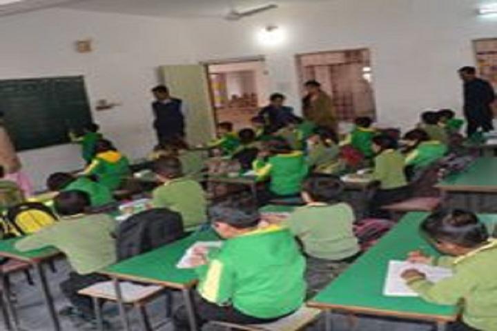 Maxfort Education School -Classroom