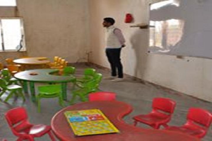 Maxfort Education School -Nursery classroom