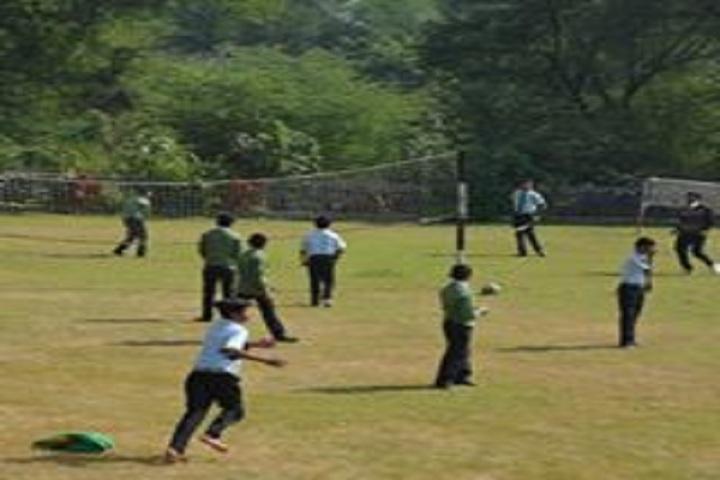Maxfort Education School -Playground