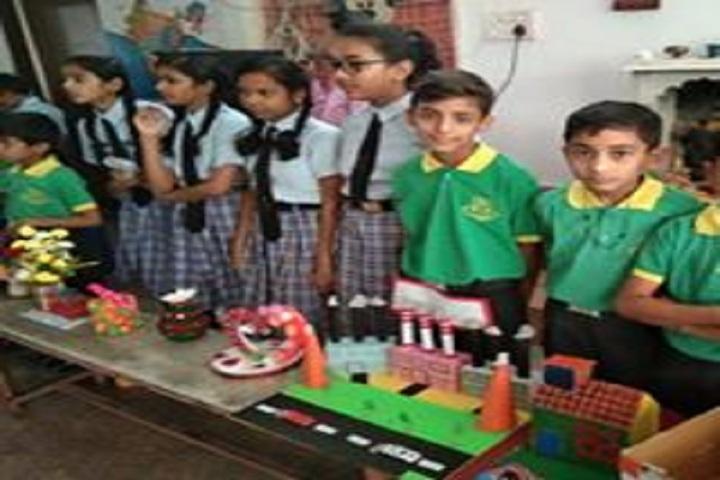 Maxfort Education School -Science exhibition