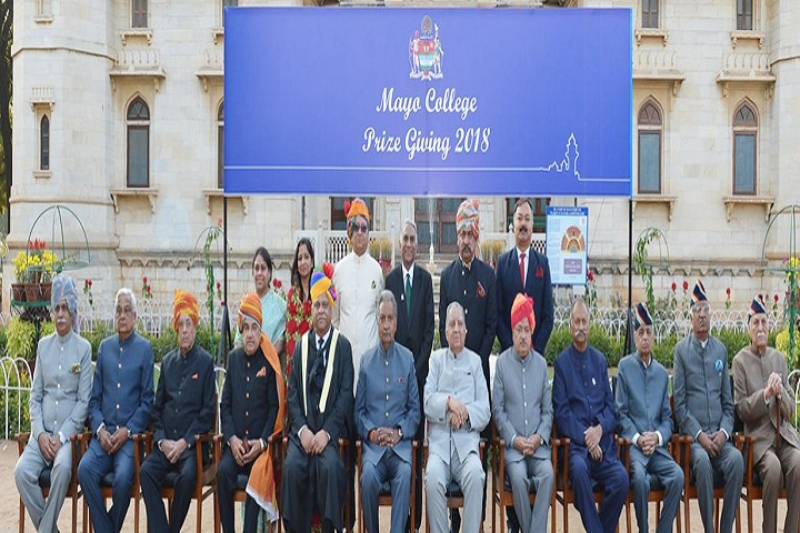 Mayo College-Prizes