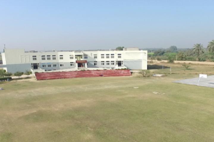 Mayoor School- School building